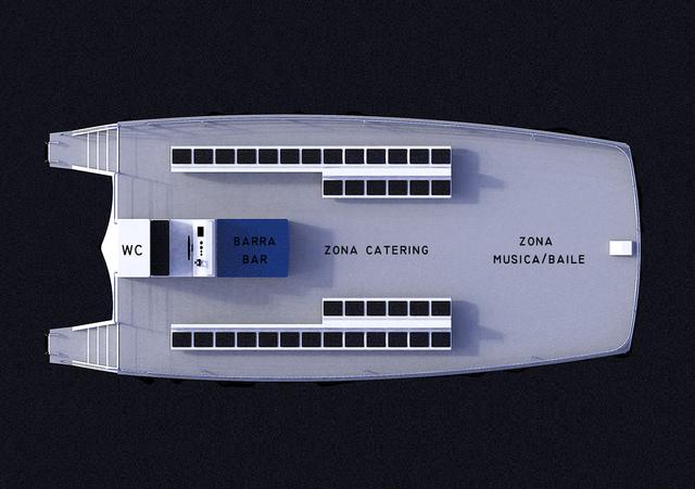 CATAMARAN OLBAP DC40 - foto 3