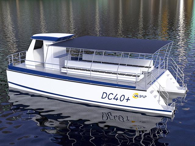 OLBAP DC40+CABI,  CATAMARAN - foto 5