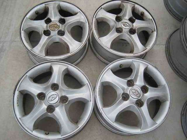 Llantas para Hyundai Accent X3 232655388_1