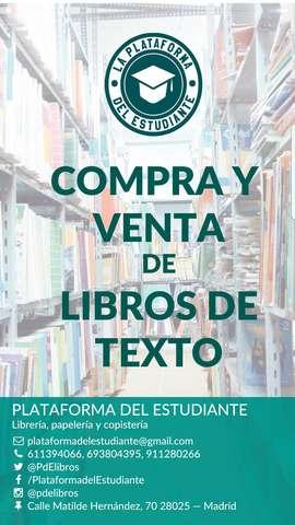 LIBROS DE PRIMARIA,  ESO Y BACHILLERATO - foto 1