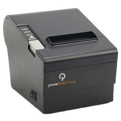 POSIBERICA IMP. TÉRMICA P80 PLUS USB RS23