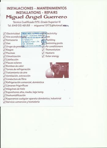 INSTALADOR DE AIRE ACONDICIONADO - foto 7