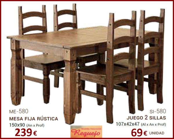 MIL ANUNCIOS.COM - Mesas comedor madera maciza