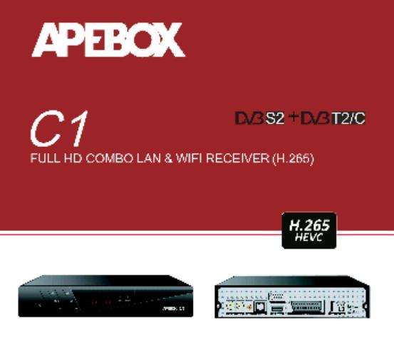 APEBOX C1 COMBO (NUEVO QVIART)