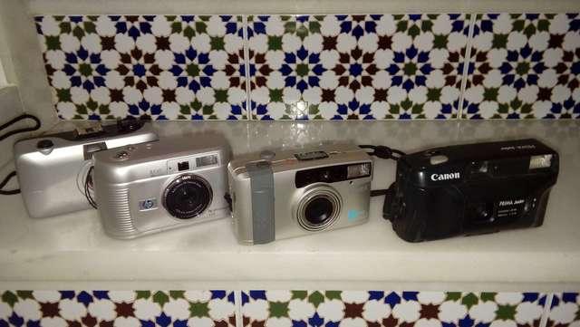 CÁMARAS FOTOGRAFÍCAS - foto 1