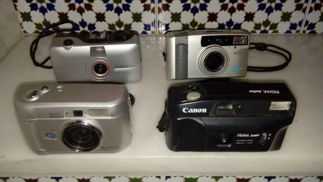 CÁMARAS FOTOGRAFÍCAS - foto 2