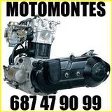 MOTORES PARA BUGGY 150, 250, 500, 650, 1100