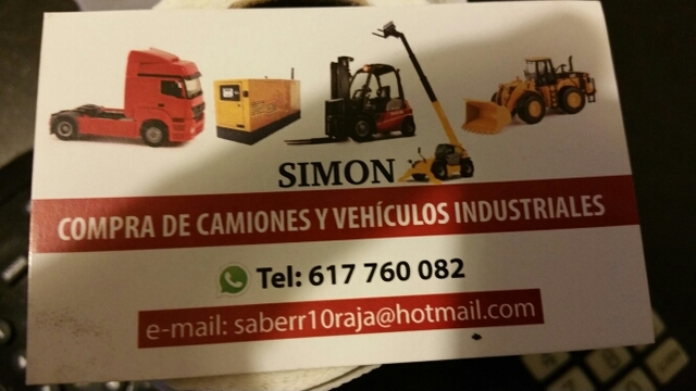 COMPRO TODO TIPO CAMIONES Y MAQUINARIAS - foto 1