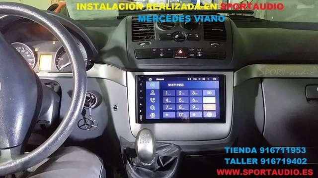 Mercedes clk w209 Viano Vito w639 sprinter 906 Can-Bus Auto Radio Adaptador