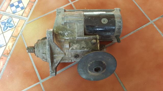 MOTOR DE ARRANQUE IVECO STRALIS 480 - IVECO 99486046 DENSO