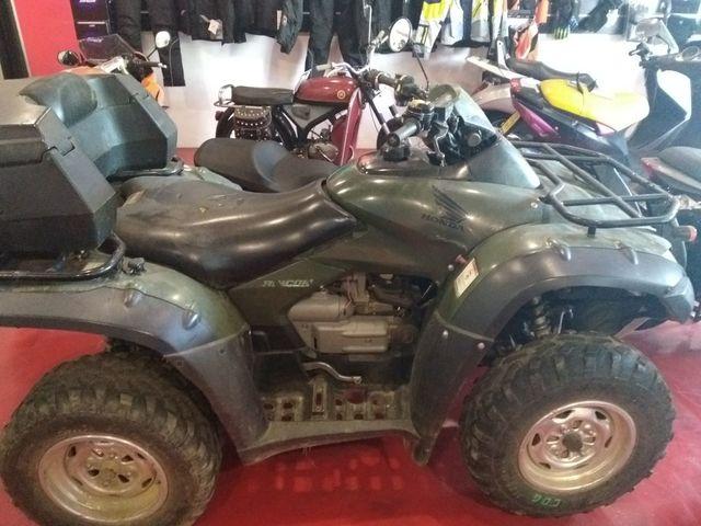 DESPIECE ATV - HONDA RINCÓN 650