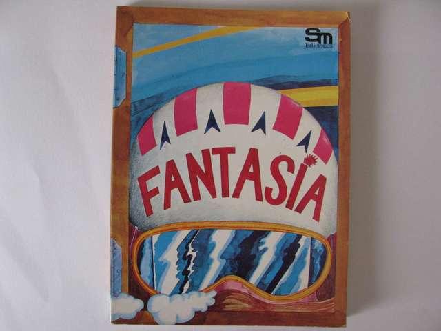 LIBRO DE LECTURA FANTASIA. S. M. AÑO 1976