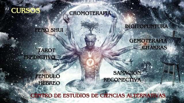 CURSOS A DISTANCIA CIENCIAS ALTERNATIVAS