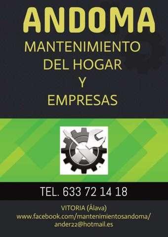 MANTENIMIENTO DE HOGAR Y EMPRESAS - foto 1