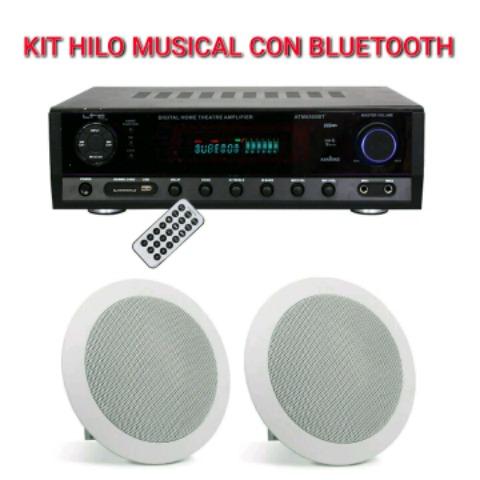 COMJUNTO HILO MUSICAL TECHO NUEVO.