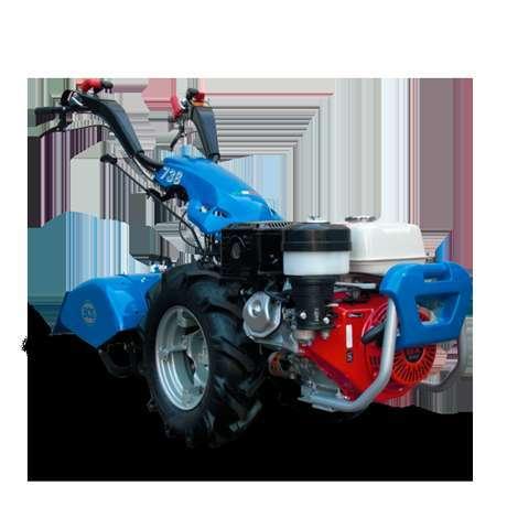 MOTOCULTOR BCS 738 POWERSAFE GASOLINA