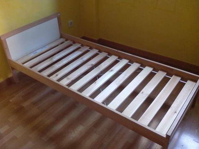 cama sultan ikea instrucciones