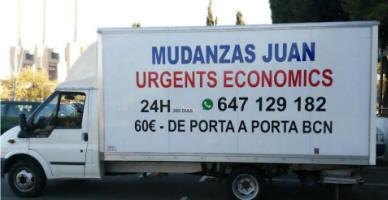 PLATAFORMA ELEVADORA PARA MUDANZAS 100€ - foto 2