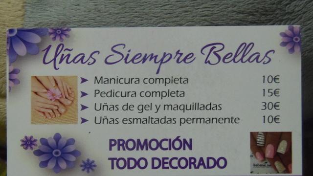 UÑAS SIEMPRE BELLAS - foto 1