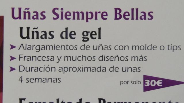 UÑAS SIEMPRE BELLAS - foto 5