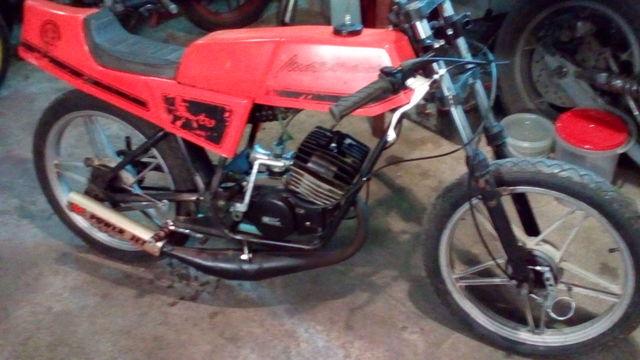 MOTOR HISPANIA - 49 SPORT