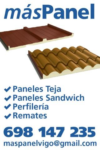 Panel Teja Y Sandwich