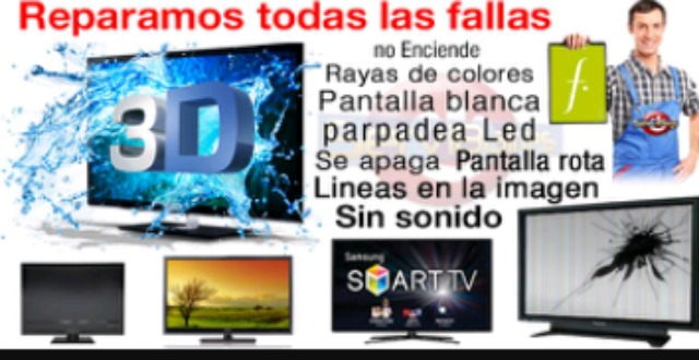 REPARACION TV - TELEVISION
