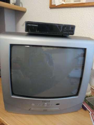 TV SAIVOD 15 DVD Y TDT METRONIC