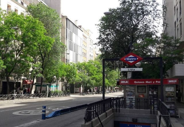 Mil Anuncios Com Barrio Salamanca Lista Rentabilidad En Madrid