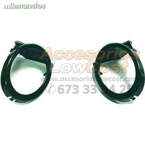 EMBELLECEDORES DE ANTINIEBLAS BMW 5