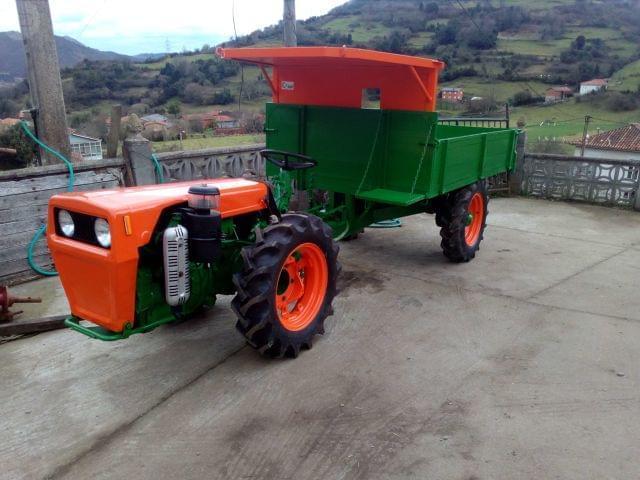 TRACTOCARRO AGRIA 9900