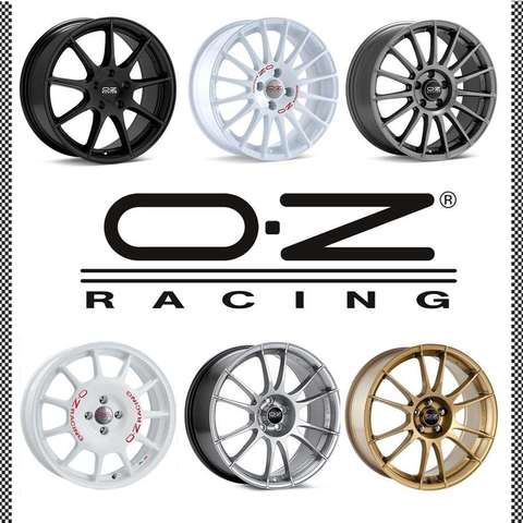 OZ RACING CALIDAD ITALIANA ORIGINALES
