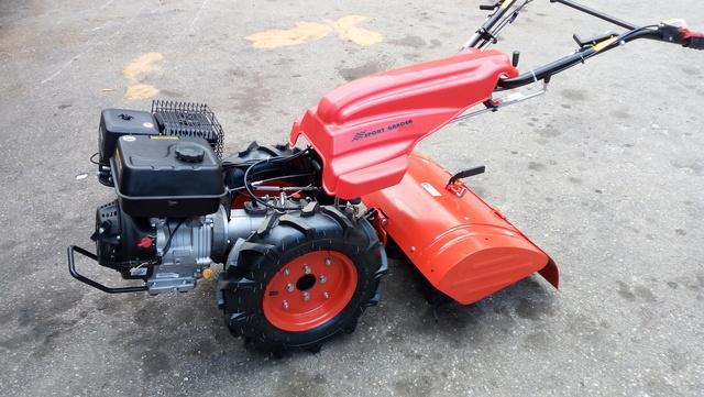 MOTOCULTOR - 9CV