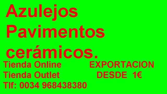 LIQUIDACION AZULEJOS DESDE 1€ RF: 9817129 - foto 1