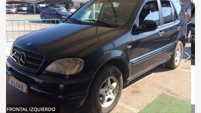 DESPIECE MERCEDES MB ML 270CDI OM612963