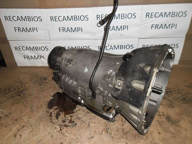 CAJA CAMBIOS MERCEDES S320CDI AUTOMATICA