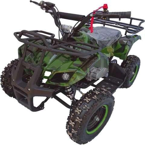 ATV ARMY 49CC PARA NIÑOS