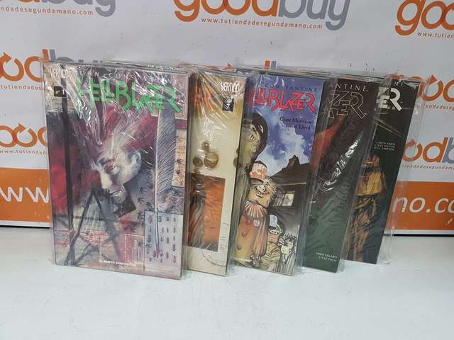Coleccion Comics Hellblazer Incompleta