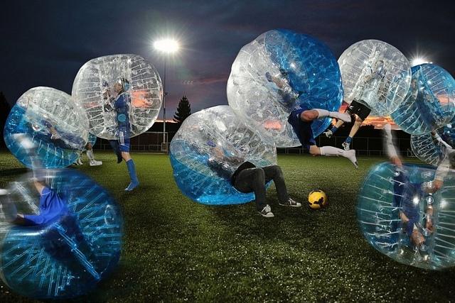 Alquiler De Bubble Ball