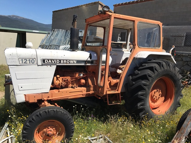 Case IH tractores David Brown RUEDA DELANTERA TENIENDO KIT Case IH tractores David Brown
