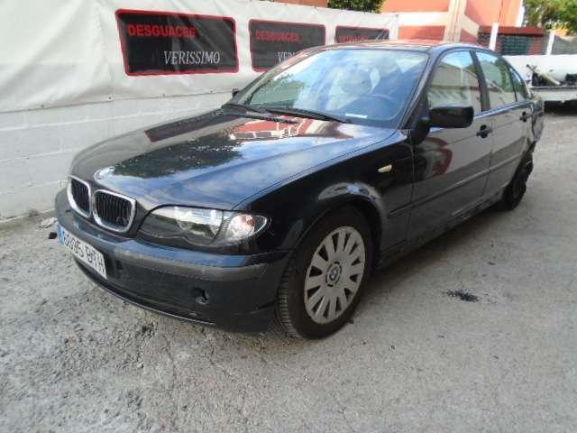 DESPIECE COMPLETO BMW 320D E46 150CV