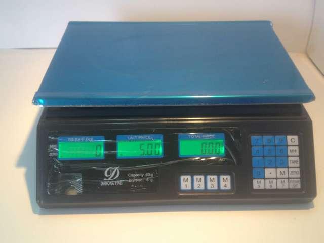 MLPI571-BASCULA VISORES LCD BATERIA-220V
