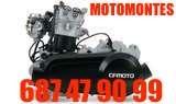 150, 250, 500 MOTORES Y RECAMBIOS CF MOTO
