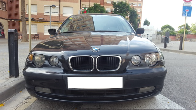 BMW - COMPACT 320 TD 150CV