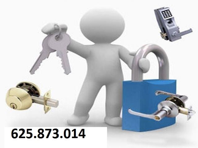 CERRAJEROS URGENTES 625. 873. 014