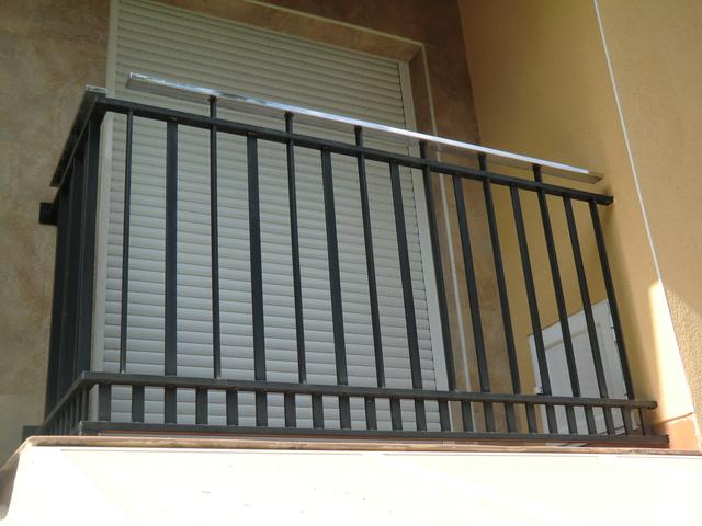 Balcon Forja/Inox