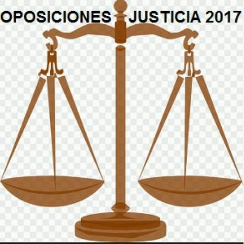 CLASES Y APUNTES OPOSICIONES JUSTICIA