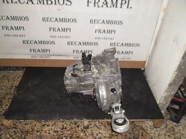 CAJA DE CAMBIOS 20GP06 CITROEN JUMPER