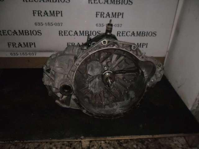 CAJA DE CAMBIOS PF6008 RENAULT MASTER