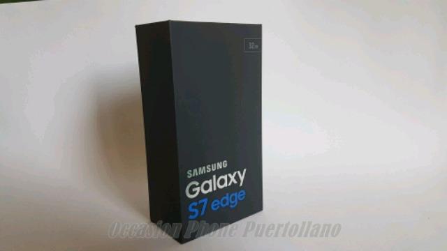 SAMSUNG GALAXY S7 EDGE NEGRO 32GB
